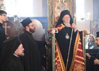 Οικουμενικός Πατριάρχης Βαρθολομαίος: Η Εκκλησία της Κωνσταντινουπόλεως παρ' όλα όσα υπέστη, άντεξε, υπάρχει