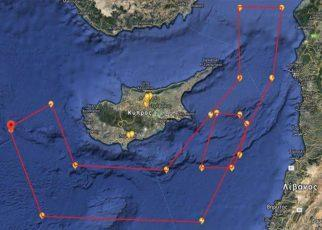 Η Τουρκία περικύκλωσε την Κύπρο: Κρίσιμη σύσκεψη στο προεδρικό