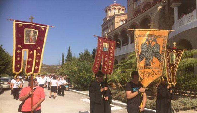 Τα σκάνδαλα φέρνουν τις τρεις Ελληνικές Πασχαλιές του Αγίου Νεκταρίου