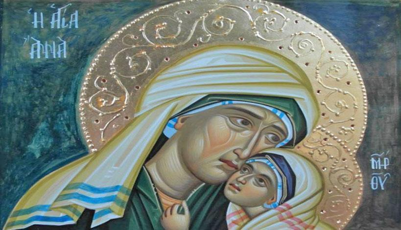 Μοναχός Δαμασκηνός Γρηγοριάτης: Η Αγία Άννα τον βοήθησε να πολεμήσει τους μάγους