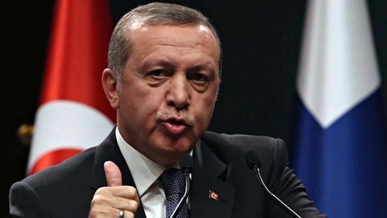 Πρόκληση Ερντογάν για την τουρκική εισβολή στην Κύπρο το 1974