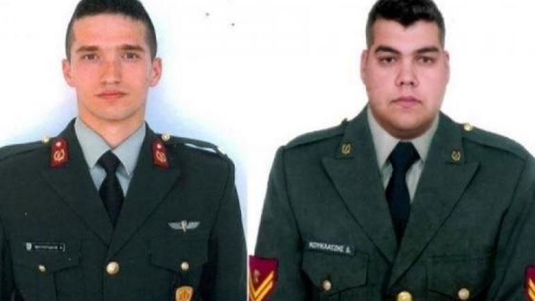 Επιστρέφουν αύριο με το προεδρικό αεροσκάφος οι δύο Έλληνες στρατιωτικοί