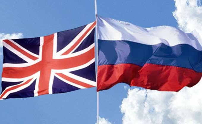 Ρωσία ,Βρετανία