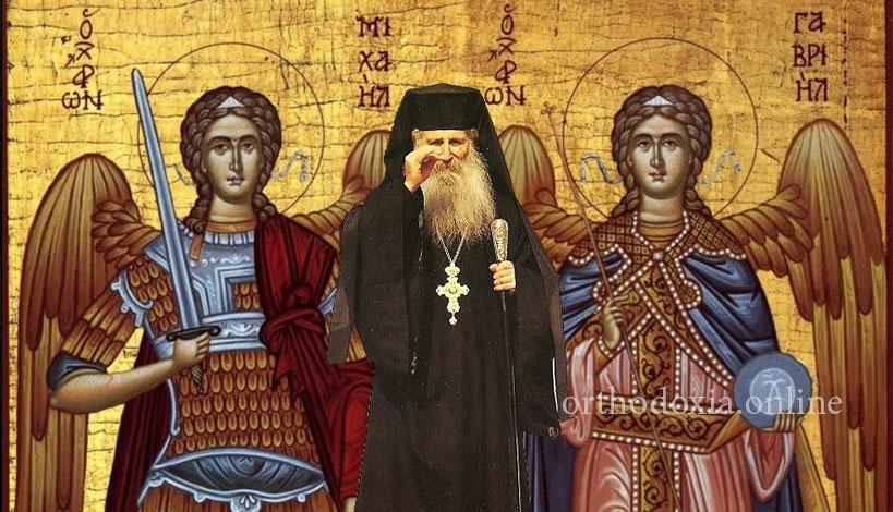 Πως ο άγιος Ιάκωβος Τσαλίκης πήρε συμβουλή από τους Αρχάγγελους Μιχαήλ και Γαβριήλ