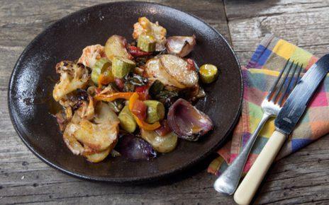 Νηστίσιμες συνταγές: Μπριάμ με μανιτάρια