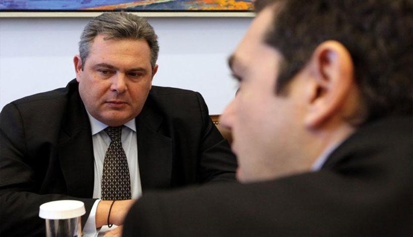 Όλη η Ελλάδα έχει το βλέμμα της στο Μέγαρο Μαξίμου και στις αποφάσεις του Πάνου Καμμένου
