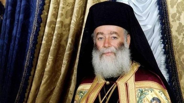 """ГЋГЋВ±ГЏВ""""ριάρχης Αλεξανδρείας ГЋВ�εόδωρος"""