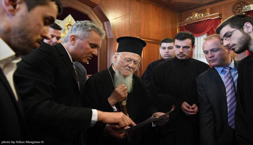 Οικουμενικός Πατριάρχης Βαρθολομαίος: «Μητέρα Εκκλησία όλων των βαλκανικών λαών είναι η Κωνσταντινούπολη»