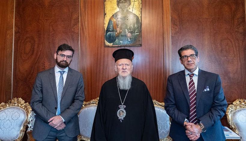 Πατριάρχης Βαρθολομαίος: Επαναλειτουργεί η Σχολή της Χάλκης