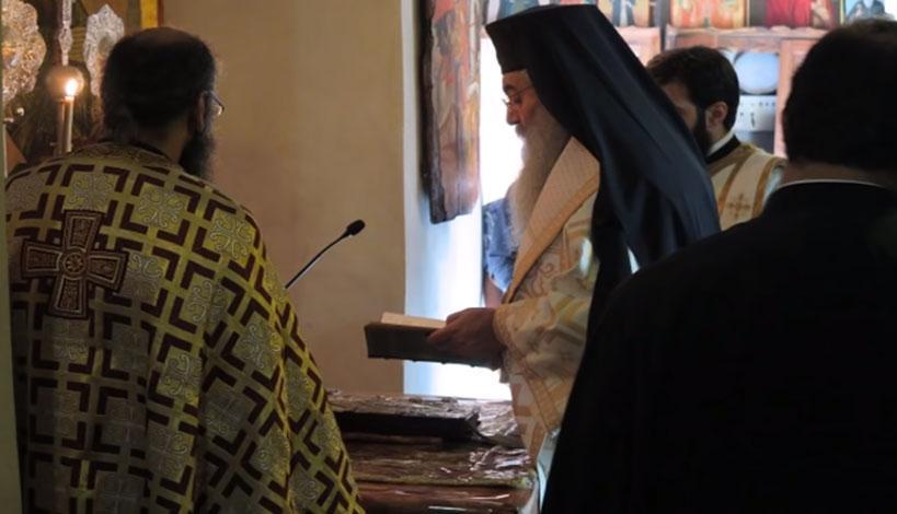 Μητροπολίτης Μόρφου Νεόφυτος: Η ανανέωση του βαπτίσματός μας