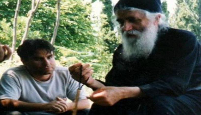 Όταν συνομιλούσες με τον άγιο Παΐσιο, είχες την αίσθηση ότι είσαι στην αγκαλιά του Θεού.
