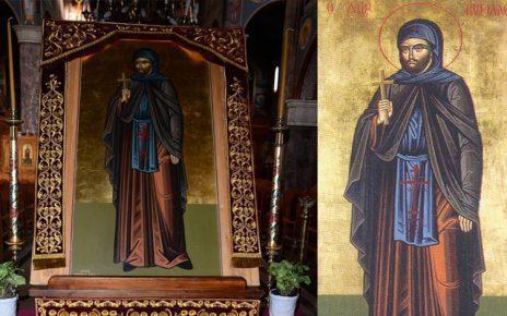 Άγιον Όρος: Οσιομάρτυς Κύριλλος – Μνήμη 13 Ιουλίου