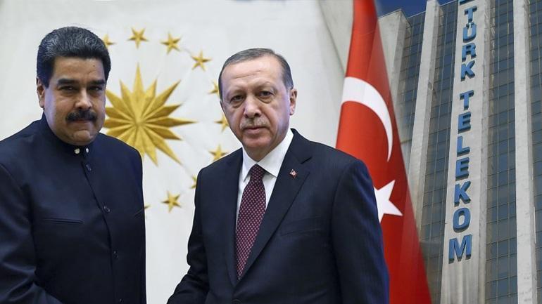Τουρκία: Από τον Ερντογάν στον… Μαδούρο