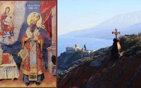 Άγιον Όρος: Άγιος Ιωσήφ ο Νέος – Μνήμη 17 Αυγούστου