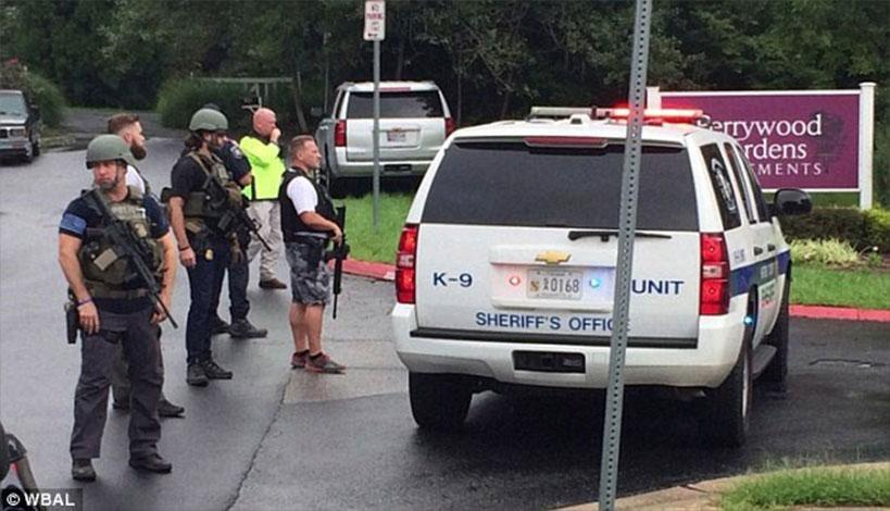 Γυναίκα σκόρπισε τον θάνατο στο Μέριλαντ