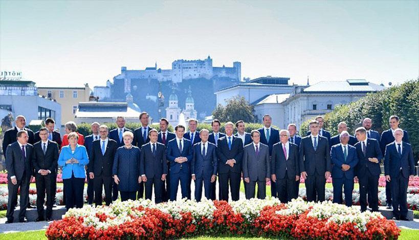 Το μεταναστευτικό πνίγει την ΕΕ - Συμφώνησαν ότι...διαφωνούν οι 28