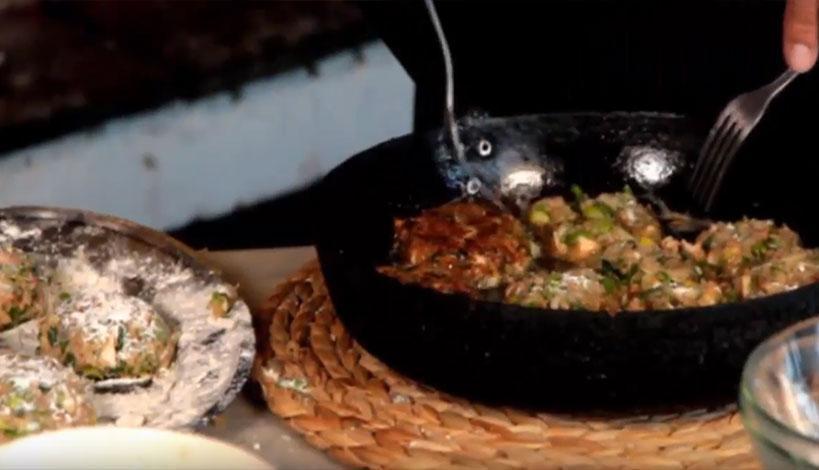 Αγιορείτικες Συνταγές: Γέροντας Επιφάνιος Μυλοποταμινός – Χταποδοκεφτέδες