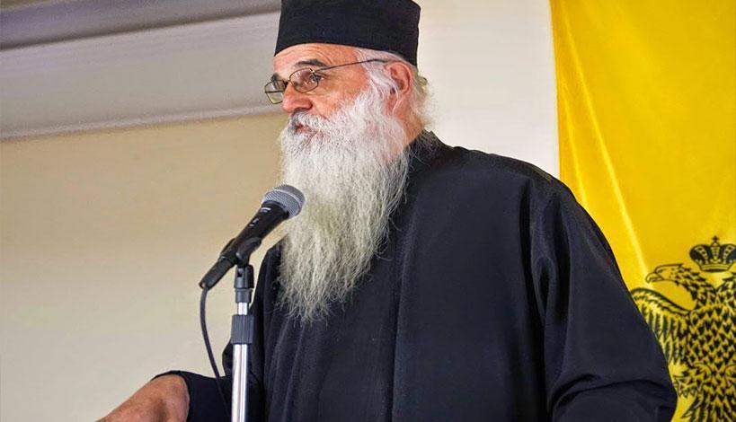 Μοναχός Δαμασκηνός Γρηγοριάτης: Στο χωριό των λεπρών