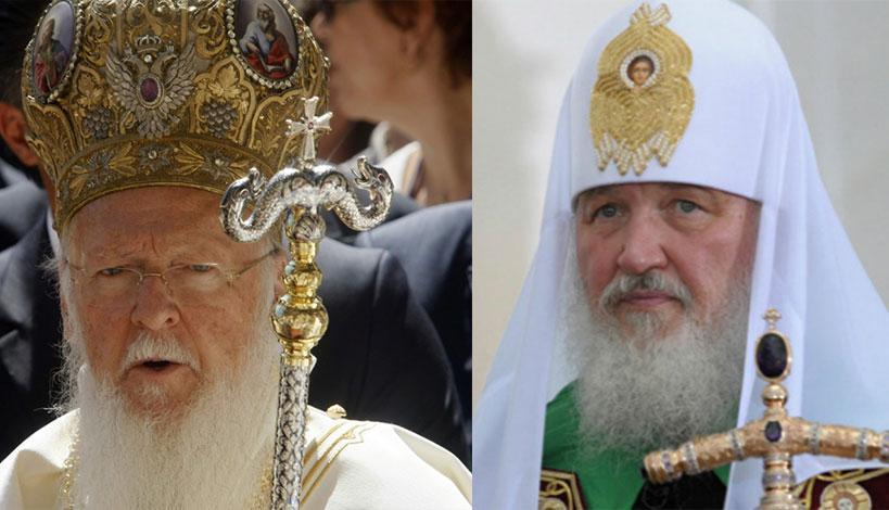 Πατριαρχείο Μόσχας: Το Οικουμενικό Πατριαρχείο ξεπέρασε την κόκκινη γραμμή
