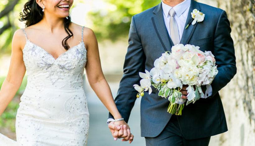 Πώς θα γεφυρώσετε τις διατροφικές σας συνήθειες στο γάμο