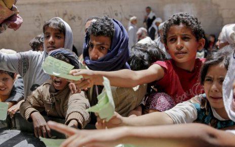 Υεμένη: Έως και 14 εκατ. άνθρωποι θα βρεθούν προσεχώς αντιμέτωποι με τον κίνδυνο λιμού