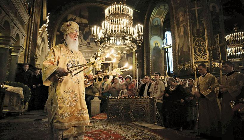 O Ουκρανικός Τύπος για την αυτοκεφαλία - Αντιδρά το Κρεμλίνο