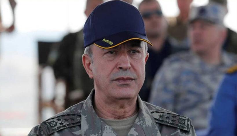 Χουλουσί Ακάρ: Νέες προκλητικές δηλώσεις από τον Τούρκο υπουργό Άμυνας