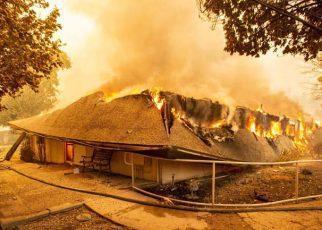 Φωτιά στην Καλιφόρνια: Στους 44 έφτασαν οι νεκροί