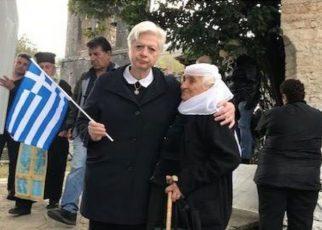 Ελένη Θεοχάρους: «Γνωρίζω το κλίμα τρομοκρατίας που υφίστανται οι Βορειοηπειρώτες και δεν θα σιωπήσω ποτέ»
