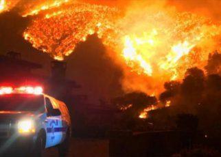 Καλιφόρνια: Ανεξέλεγκτες μαίνονται οι φονικές πυρκαγιές - 44 οι έως τώρα νεκροί