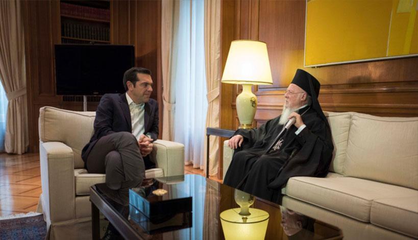 Εκλήθη η πρόξενος της Ελλάδας στο Φανάρι για εξηγήσεις περί της συμφωνίας Τσίπρα-Ιερώνυμου