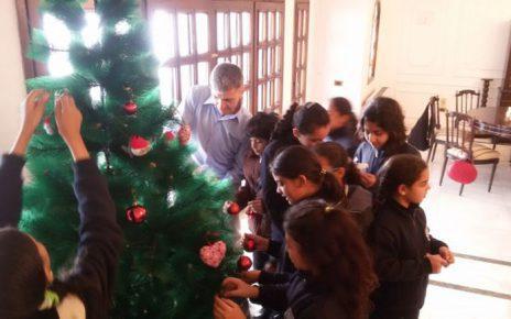 Αίγυπτος: Χριστουγεννιάτικη γιορτή για τους Έλληνες μαθητές