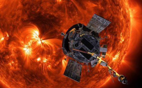 Φτάσαμε πιο κοντά από ποτέ στον ήλιο! Δείτε τι φωτογράφισε το Parker Solar Probe