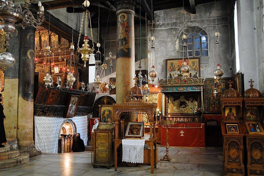 Ο Ναός της Γεννήσεως στην Βηθλεέμ - Ιστορία και φωτογραφίες