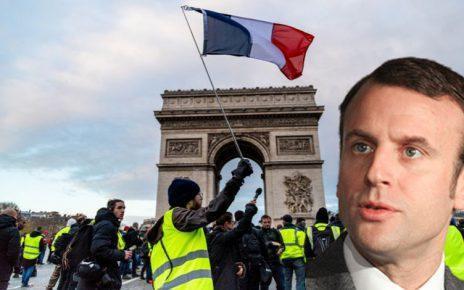 Εμανουέλ Μακρόν - Διάγγελμα : Σε κατάσταση έκτακτης ανάγκης η γαλλική οικονομία