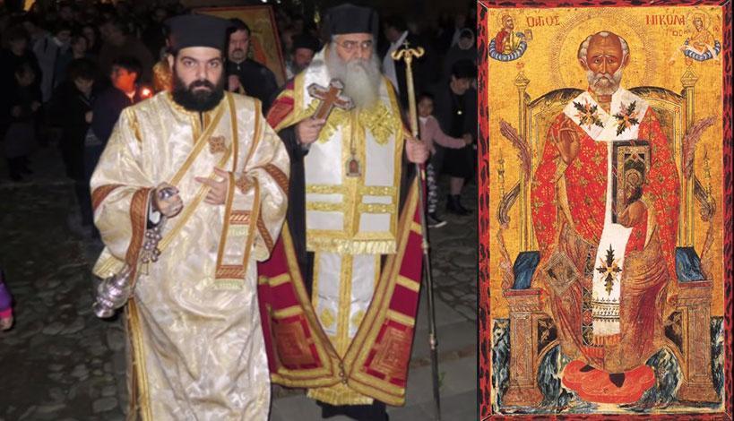 Μητροπολίτης Μόρφου κ. Νεόφυτος: Η ομολογία και ο ιερός θυμός του αγίου Νικολάου