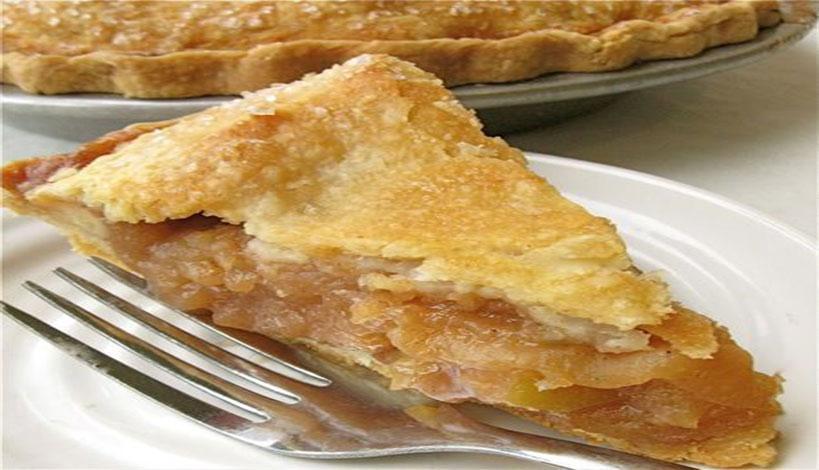 Aγιορείτικες Μοναστηριακές Συνταγές: Μηλόπιτα με λάδι ή ταχίνι