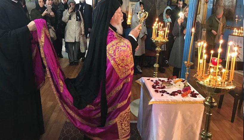 Οικουμενικός Πατριάρχης Βαρθολομαίος: Αβάπτιστοι και χωρίς κηδεία πολλοί Ρώσοι στην Τουρκία - Αίρεση ο Εθνοφυλετισμός