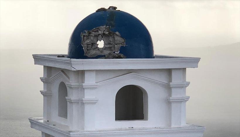 Ποιος ανατίναξε το καμπαναριό της εκκλησίας της Αναστάσεως στο Ημεροβίγλι στη Σαντορίνη