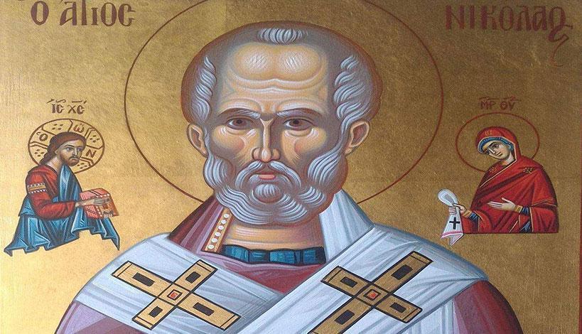 Άγιον Όρος: Η εμφάνιση του Αγίου Νικολάου στον προηγούμενο της Ι.Μ. Παύλου Αρχιμανδρίτη Ανδρέα