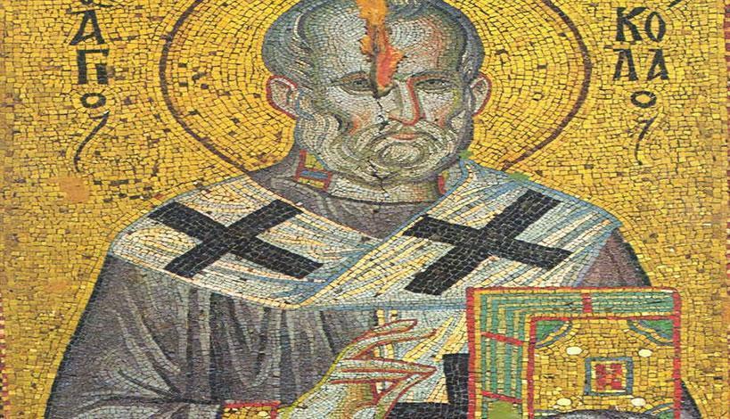 Μακαριστός μοναχός Μωυσής ο Αγιορείτης: Ο Αϊ-Νικόλας τιμάται ιδιαίτερα στο Άγιον Όρος