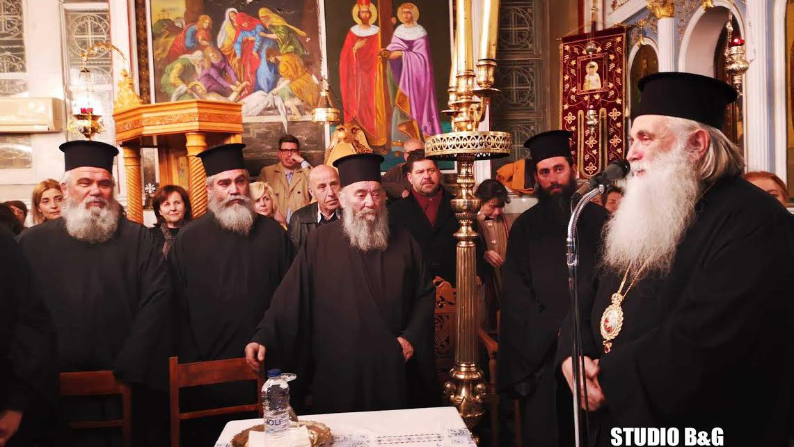 π. Αθανάσιος Χαμακιώτης, ένας σύγχρονος άγιος