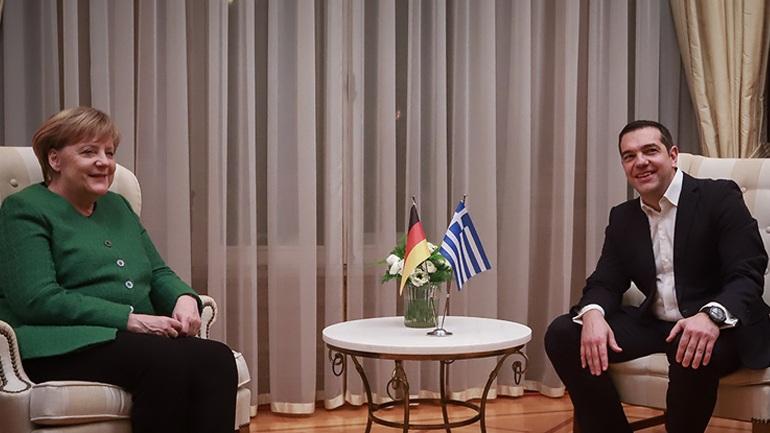 Στην Αθήνα η Άνγκελα Μέρκελ