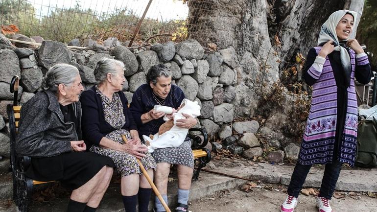 Πέθανε η γιαγιά Μαρίτσα της Λέσβου