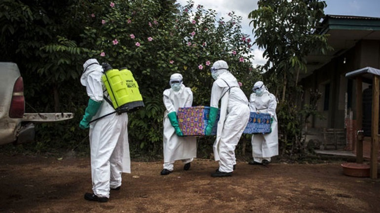 Κονγκό: Ξεπέρασαν τους 400 οι νεκροί από τον ιό Έμπολα