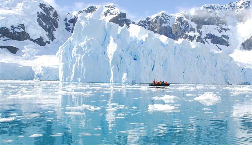 Κλιματική Αλλαγή : Η Ανταρκτική χάνει έξι φορές περισσότερους πάγους κάθε χρόνο απ' ό,τι πριν 40 χρόνια!