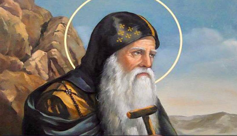 Ο άγιος Αντώνιος και το όραμα για το πέρασμα των ψυχών στον άλλο κόσμο