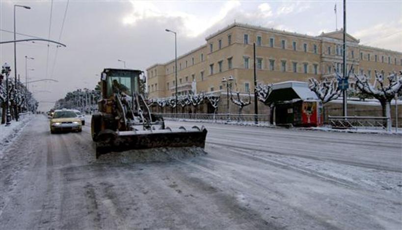 Γιάννης Καλλιάνος : Τη Δευτέρα το απόγευμα χιόνια και στο κέντρο της Αθήνας