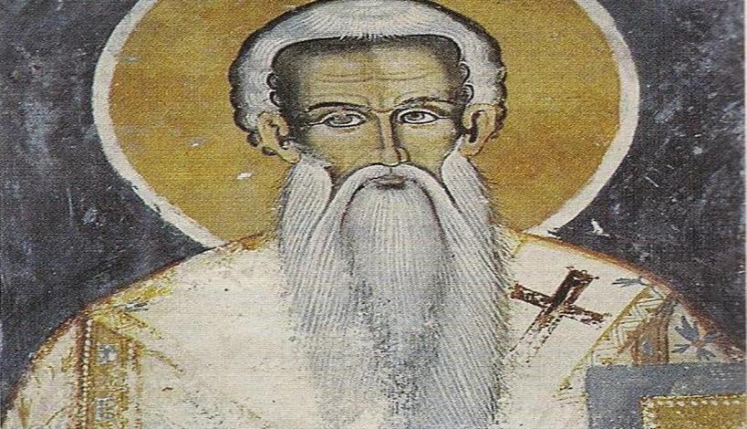 Άγιον Όρος : Άγιος Θεοδόσιος, μητροπολίτης Τραπεζούντος, Μνήμη 11 Ιανουαρίου