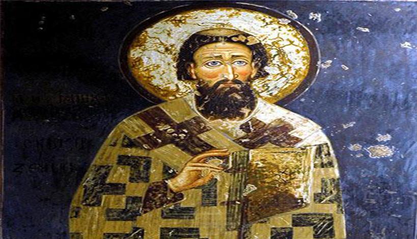 Άγιον Όρος: Άγιος Σάββας Α΄ των Σέρβων, Μνήμη 14 Ιανουαρίου